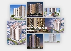 High Rise Gated Community In Banjara Hills