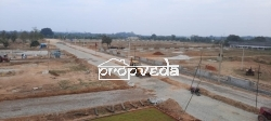 Premium Gated Community Villa Plots @Medchal