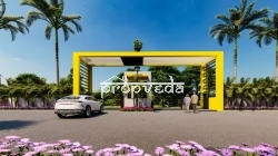 Open plots in Maheshwaram